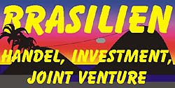 Brasilien: Handel, Investment, Joint Venture